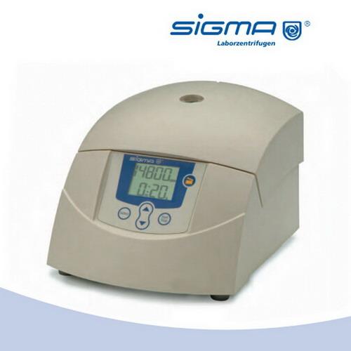 德国SIGMA 1-14小型台式高速离心机,最大转速:14,800rpm 最大容量:24x2.2ml