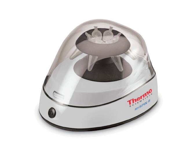 美国热电Thermo mySPIN 6迷你型离心机,最高转速:6000rpm,最大容量:6x2ml