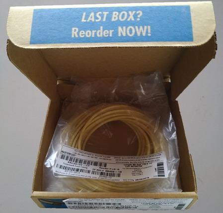 美国MASTERFLEX® NORPRENE®食品泵管06402-16