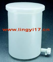 美国耐洁Nalgene带放水口的罐_LLDPE,208L容量11102-0055