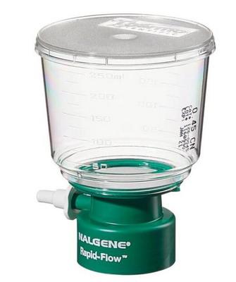 美国Nalgene耐洁Rapid-Flow带CN滤膜的无菌一次性过滤装置过滤器