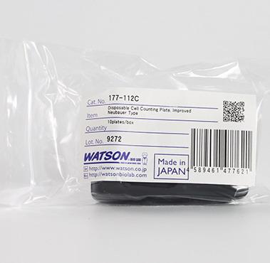 原装进口waston细胞计数板177-112C