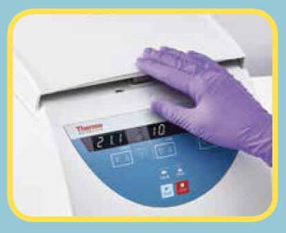 美国热电Thermo Micro 17R微量高速冷冻离心机