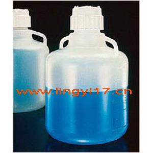 美国耐洁Nalgene可高温高压操作的细口大瓶(带手柄)2250-0050
