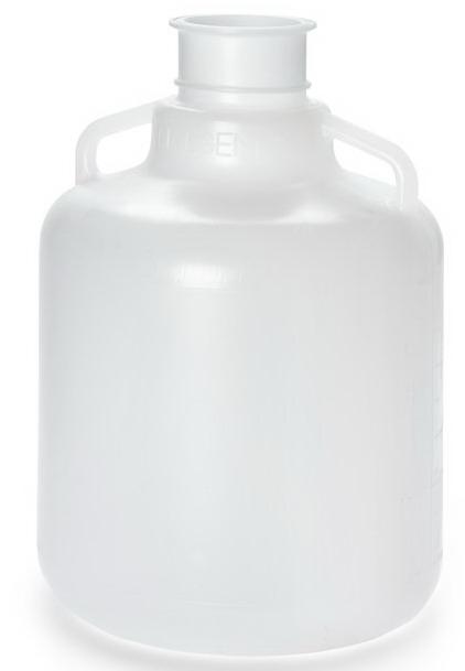 美国耐洁Nalgene聚丙烯卫生型细口大瓶带3卫生型颈部设计2630-0050
