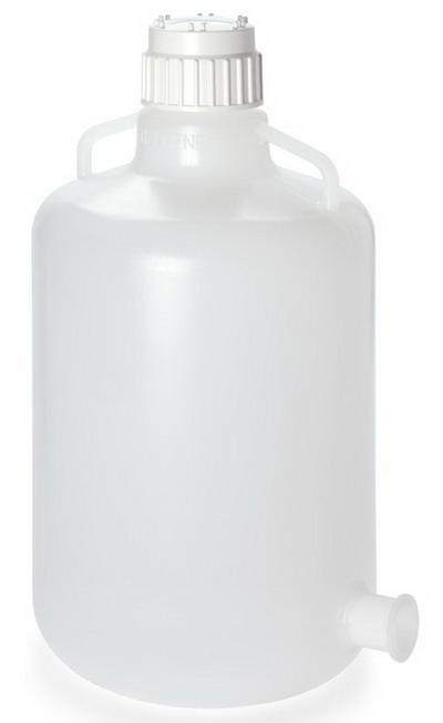 美国耐洁Nalgene可高温高压灭菌聚丙烯细口大瓶2640-0130