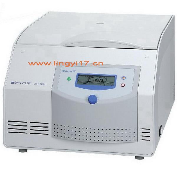 德国Sigma 3-16L通用台式高速离心机,最高转速:15300rpm,最大容量:6x100/4x400ml
