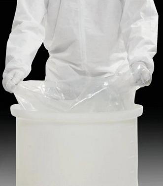美国耐洁Nalgene Coex多层聚乙烯薄膜圆形罐内衬343050-0200