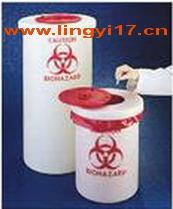 美国耐洁Nalgene生物危险废品处理桶,垃圾桶15加仑(约56L)6370-0015