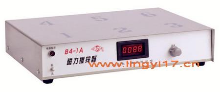 84-1A数显6工位磁力搅拌器,可以独立工作