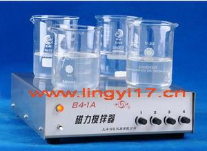 84-1A4四工位磁力搅拌器