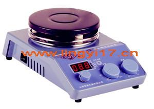 B11-3温度数显恒温磁力搅拌器