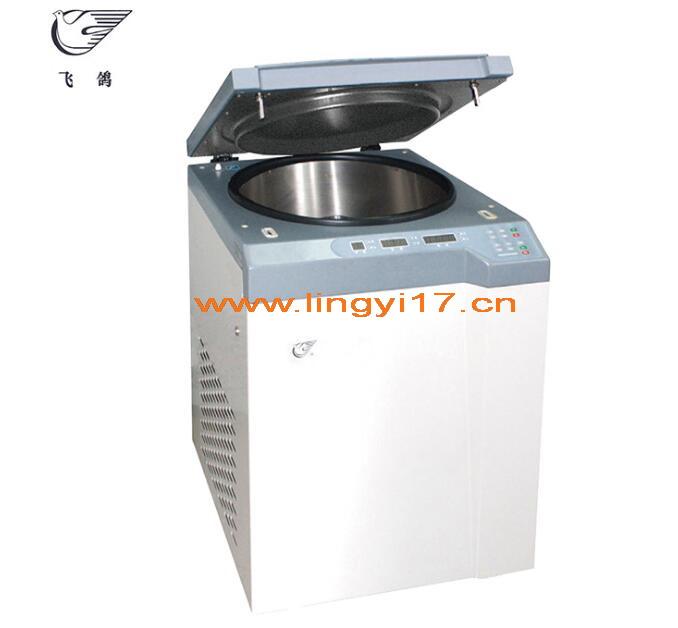 上海安亭低速大容量冷冻离心机DL-7000C