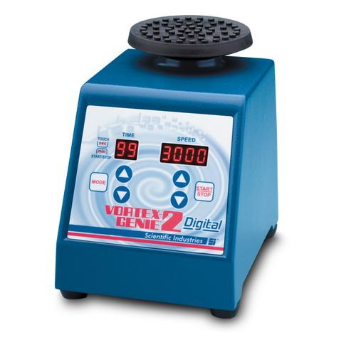 美国SI数显型漩涡混合器Digital Vortex-Genie 2