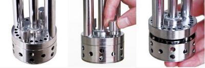 Fluko弗鲁克FM20D间歇式高剪切乳化机,匀浆器