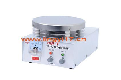 H01-3数显恒温磁力搅拌器