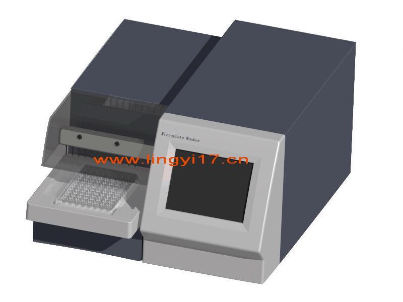 上海凌仪HB-4009 5.6吋触控彩色液晶屏自动洗板机