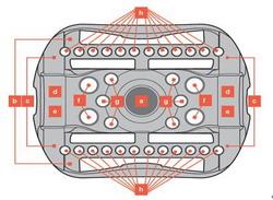 美国Heathrow Vortexer全能漩涡混匀仪HS120210