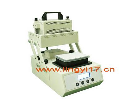 LF0401251数显微孔板热封仪,适用于PCR板、酶标板、深孔板封板