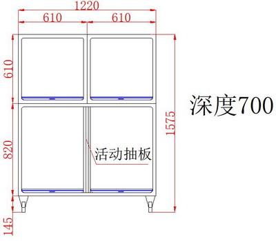 组合式不锈钢寄养笼LJY-01