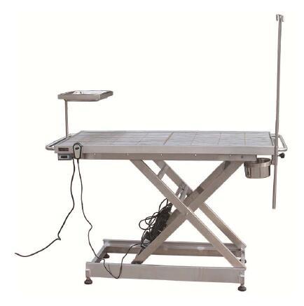 LS-03不锈钢宠物手术台,恒温版