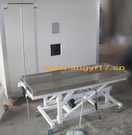 LXCS-127电动升降恒温宠物手术台