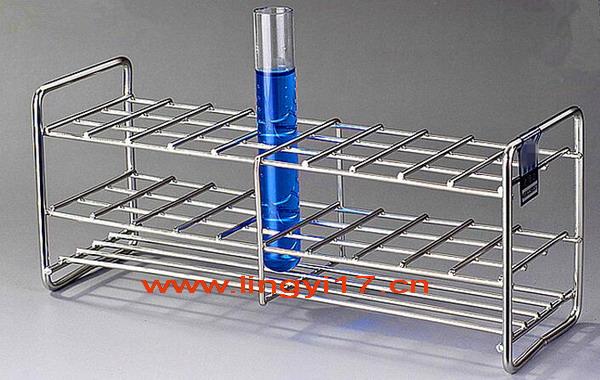不锈钢试管架,适合直径Φ23~Φ25.5试管,30个孔,孔径26mm,LY24-30