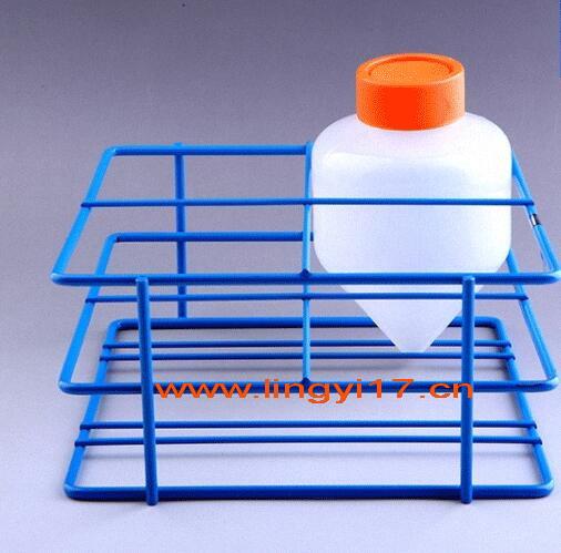 凌仪500ML不锈钢耐酸碱离心管架LY500-4
