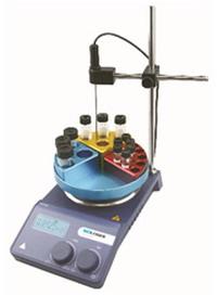 美国SCILOGEX赛洛捷克数显(加热)型磁力搅拌器MS-H-Pro+