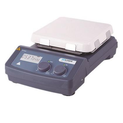 美国SCILOGEX赛洛捷克7寸方盘磁力搅拌器MS7-H550-Pro