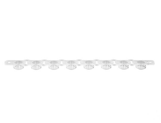 爱思进八连管盖PCR-2CP-RT-C,荧光定量八联排管盖