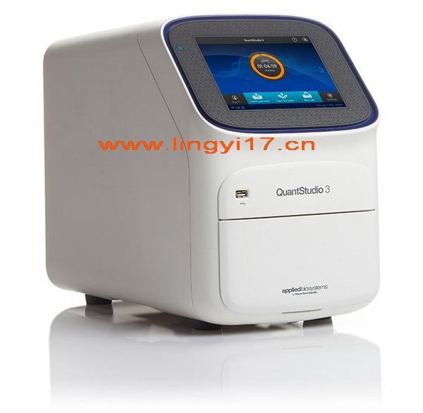 美国Thermofisher QuantStudio 3 RT PCR 96-well 0.2 mL定量PCR仪