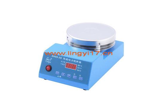 SH05-3G恒温数显磁力搅拌器