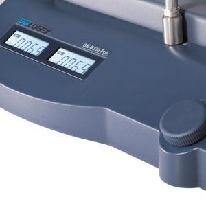 塞洛捷克LCD数控翘板摇床,含培养皿托架SK-R330-Pro