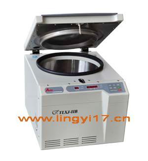 上海安亭低速台式多管离心机TLXJ-IIB