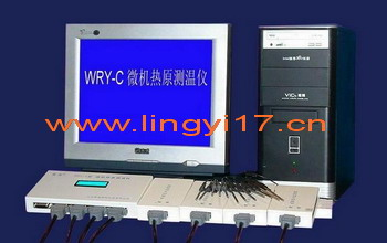 微机热原测温仪WRY-C