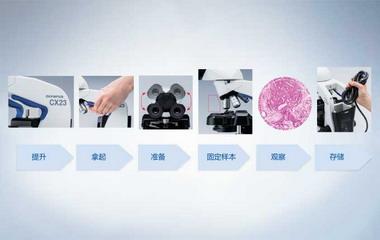 奥林巴斯CX23进口显微镜价格