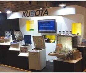 日本Kubota久保田3520微量高速冷冻离心机